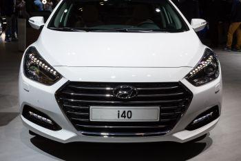 Кузовной ремонт Hyundai