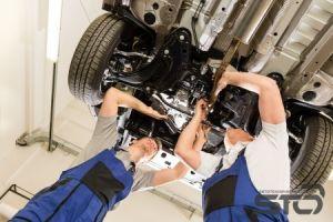 Диагностика и ремонт Nissan