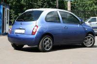 Кузовной ремонт Nissan Micra